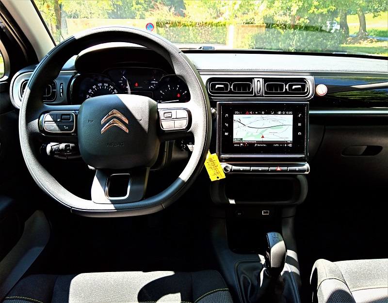 Citroen C3 Feel int