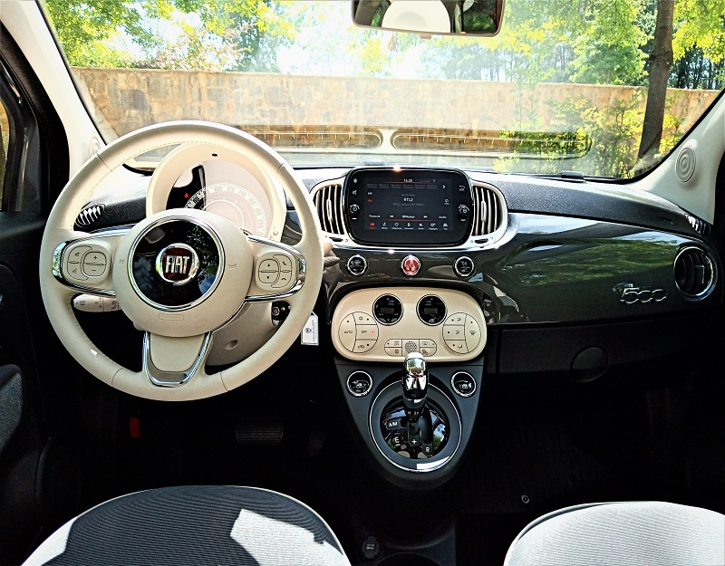 Fiat 500 Automatique Dualogic Groove
