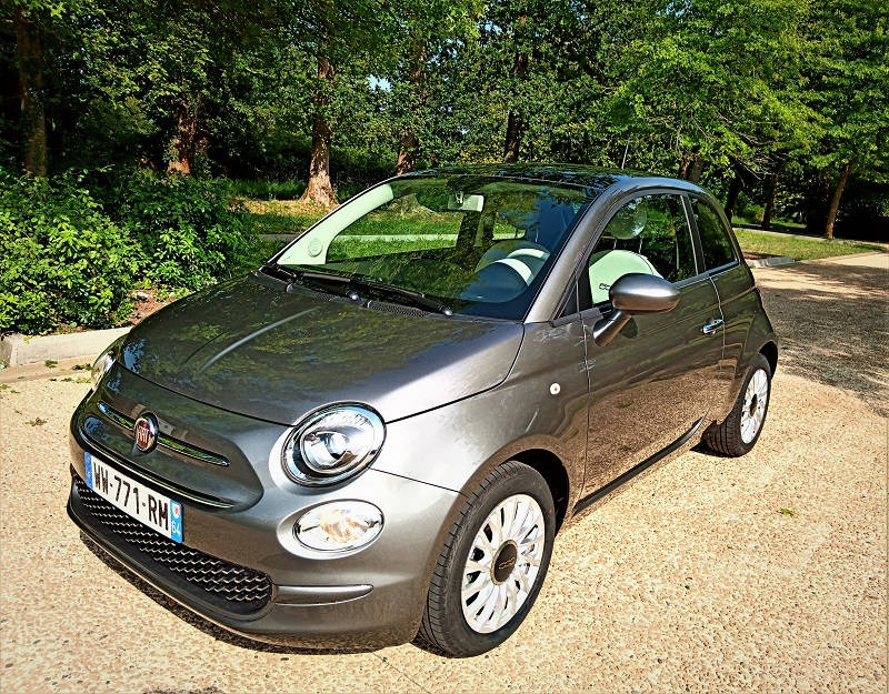 Fiat 500 Electroclash automatique