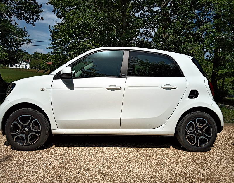 Smart Passion forfour profil