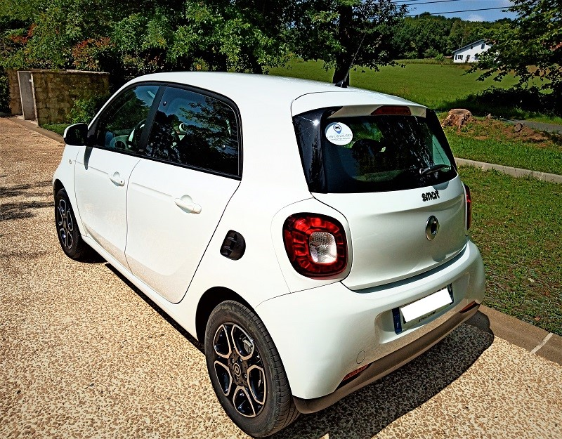Smart Passion forfour
